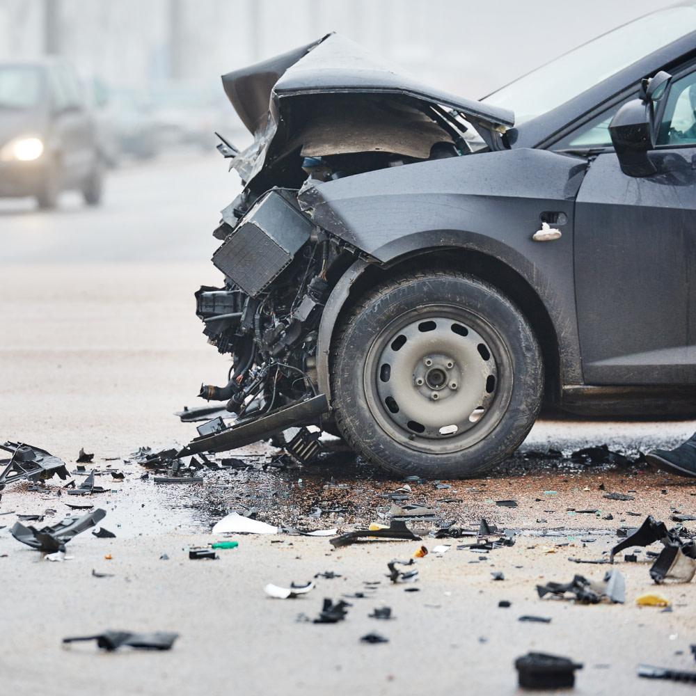Boy Dies, Sister Severely Injured after a Crash