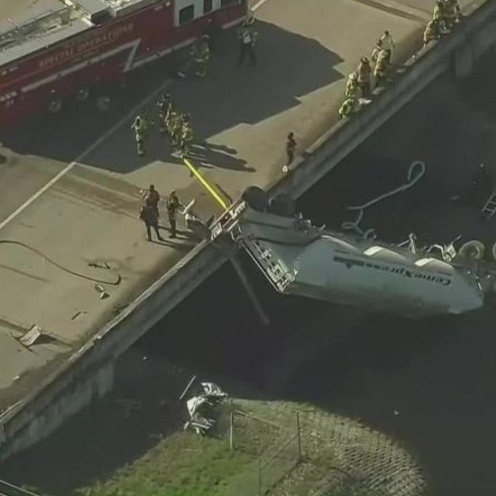 Two Died in a Crash Involving Semi-Truck in Boynton Beach