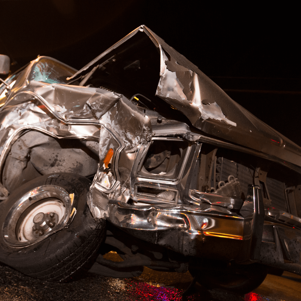 One died and several injured in Palm Springs accident