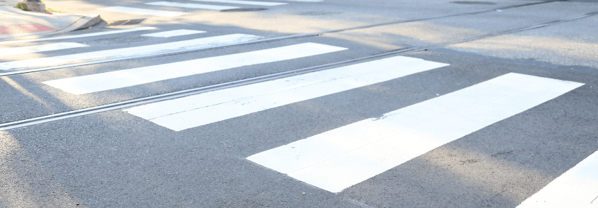 a Crossway for Pedestrians
