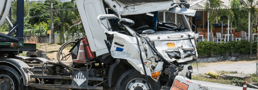 Commercial Truck Accidents - MANGAL, PLLC