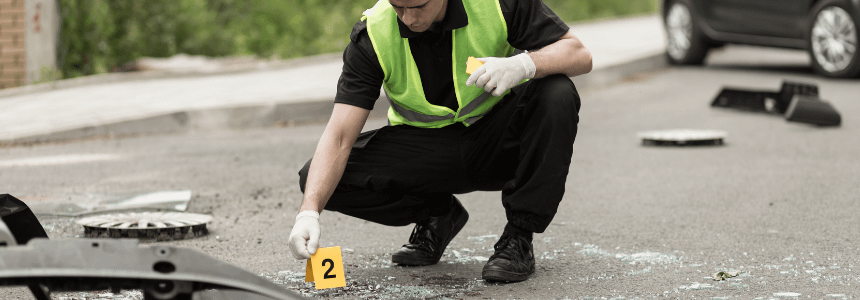 Damage to the Vehicle & Physical Evidence