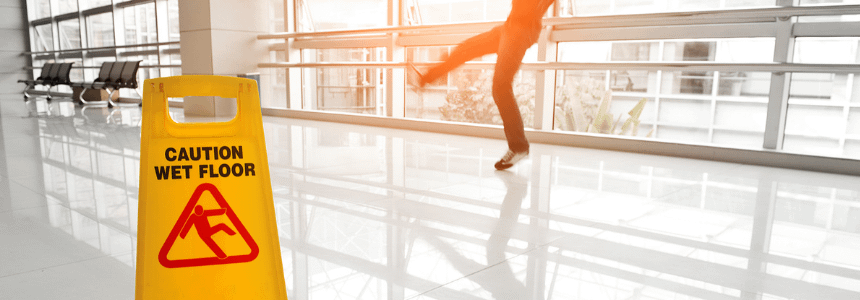Finding the Person Responsible for Your Slip & Fall Accident