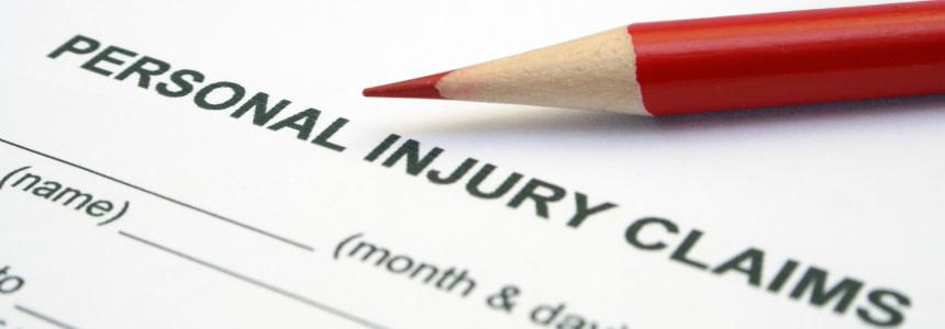 Filing an Injury Claim