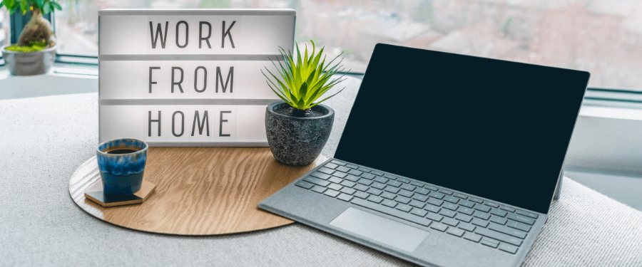 Personal Injury Claim while Working from Home