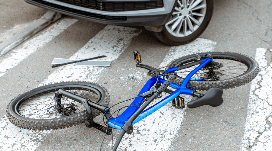 Bicyclists Seriously Injured in a Hit-and-Run Accident